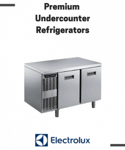 Electrolux (Gastronomy Pan Refrigerators)