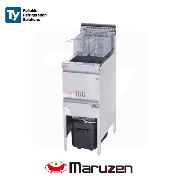 Maruzen Cool Kitchen Series Gas Fryer (Fast Food)