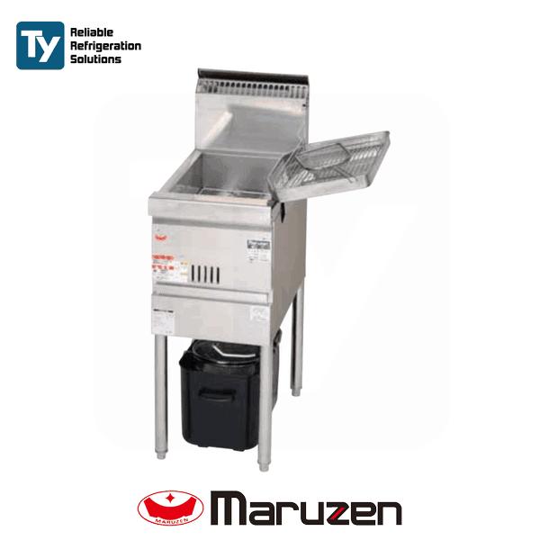 Maruzen Cool Kitchen Series Gas Fryer (Low Oil Amount)