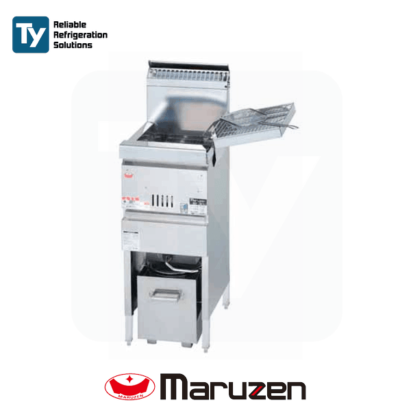 Maruzen Cool Kitchen Series Gas Fryer (Depth 450mm)