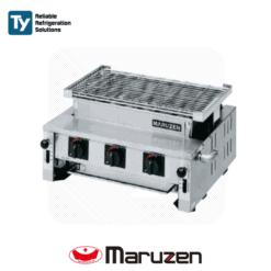 Maruzen Gas Griller Bottom Heat Plate Heating (Sumiyaki Griller) (Depth: 315mm)