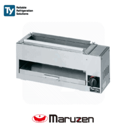 Maruzen Gas Griller Bottom Infared Heating (Sumiyaki Griller) (Depth: 180mm)