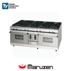 Maruzen Power Cook Series Gas Range (Convection Oven) (Depth: 1200mm)