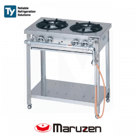 Maruzen Standard Series Gas Table Outer Piping