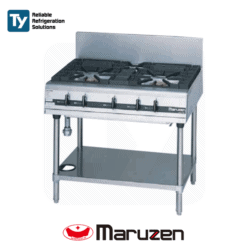 Maruzen Power Cook Series Gas Table (Super Burner)