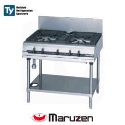 Maruzen Power Cook Series Gas Table (Super Burner)