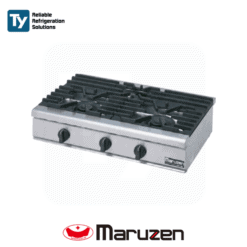Maruzen New Power Cook Series Gas Table Stove (Depth: 600mm)