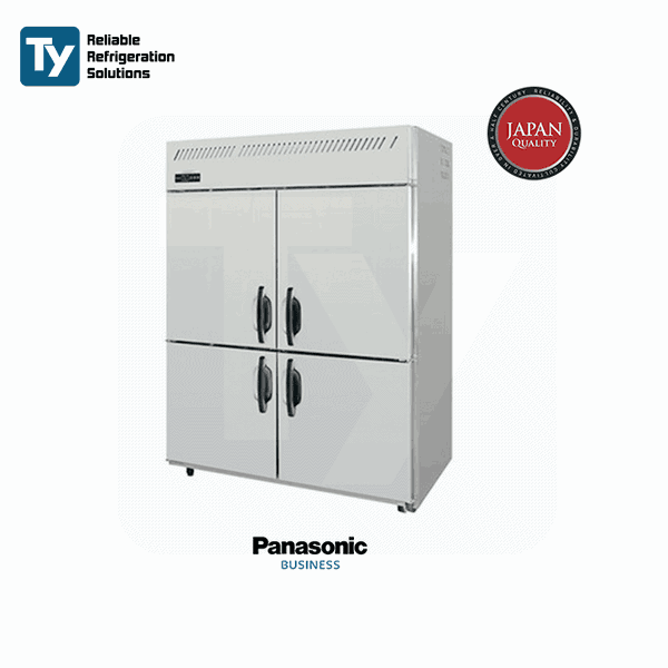 PANASONIC FC SERIES UPRIGHT CHILLER (SELF-EVAPORATING)