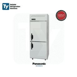 PANASONIC GN SERIES UPRIGHT CHILLER (SELF-EVAPORATING) Pillarless Commercial Stainless Steel Storage Refrigerator Fridge