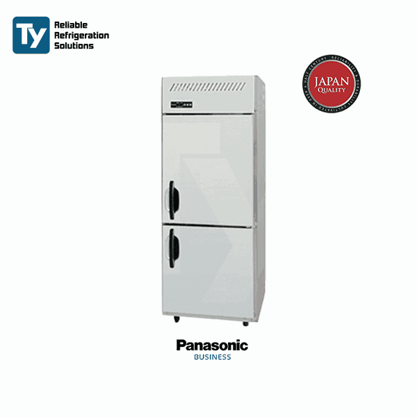 PANASONIC GN SERIES UPRIGHT CHILLER (SELF-EVAPORATING)