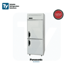 PANASONIC FC SERIES UPRIGHT CHILLER