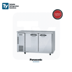 Panasonic HP Series Energy Saving Undercounter Chiller Freezer Pillarless Commercial Stainless Steel Storage Refrigerator Fridge (Self-Evaporating) SUR-1261HP(E) SUR-1561HP(E) SUR-1861HP(E) SUR-1271HP(E) SUR-1571HP(E) SUR-1871HP(E) SUF-1271HP(E) SUF-1571HP(E) SUF-1871HP(E)