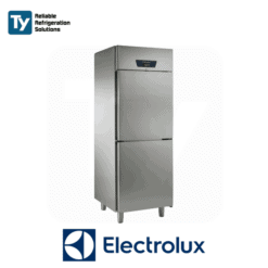 ELECTROLUX BENEFIT LINE UPRIGHT FREEZER S/S
