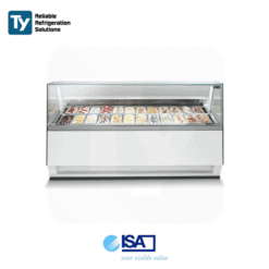 ISA Diva Gelato Display Freezer