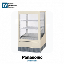 PANASONIC JAPAN TABLE TOP SHOWCASE Commercial Display Merchandiser Refrigerator Fridge