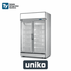 UNIKO SERIES UPRIGHT GLASS DOOR CHILLER