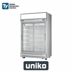UNIKO SERIES UPRIGHT SLIDING GLASS DOOR CHILLER