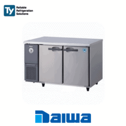 DAIWA Undercounter Chiller Pillarless Commercial Stainless Steel Refrigerator Storage Fridge MADE IN JAPAN New Export Series